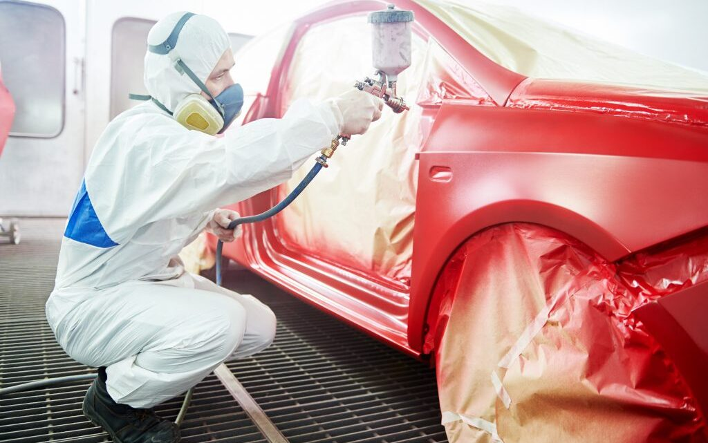 Comment bien choisir les bombes de peinture voiture ?